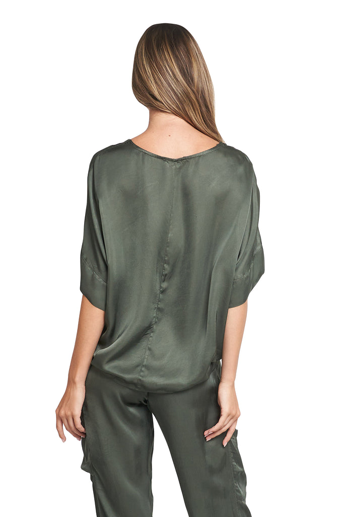 YASSY TOP OLIVE