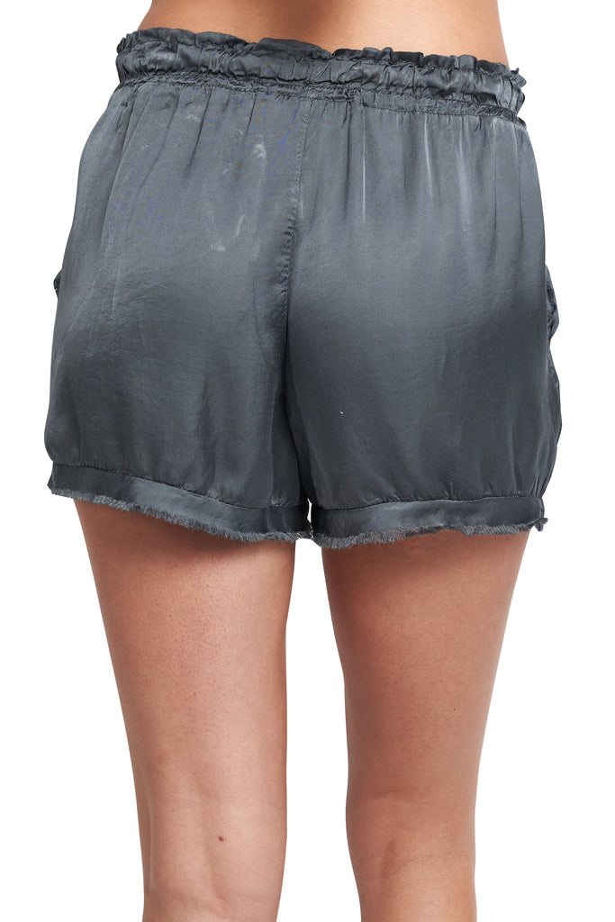 KENDAL CHARCOAL SHORTS