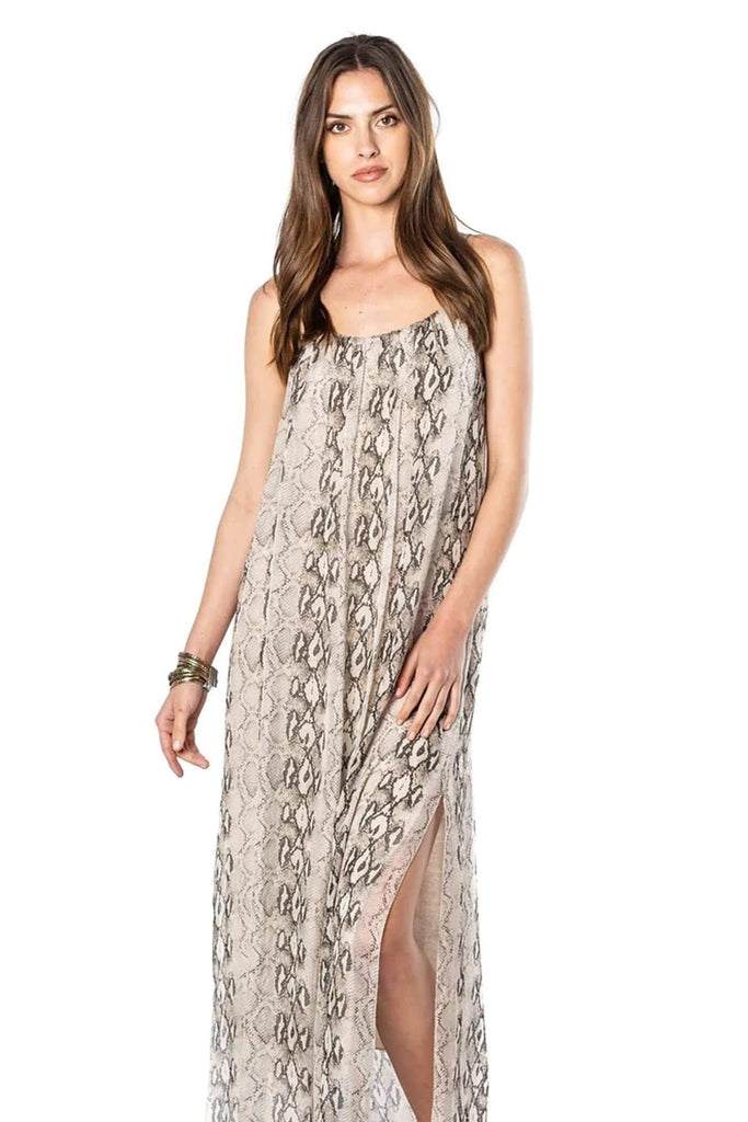 shop-sofia Katia   Maxi Sofia Collections Italian Silk Linen Satin