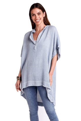 Florence Washed Pull Over