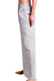 shop-sofia Lacey Pant Sofia Collections Italian Silk Linen Satin