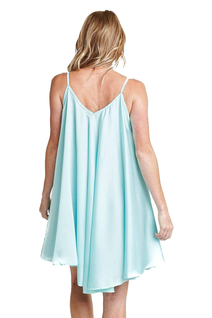 LEILA DRESS MINT