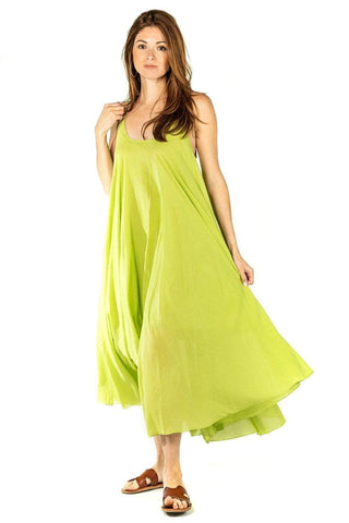 shop-sofia Sandy Maxi Sofia Collections Italian Silk Linen Satin