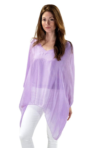 shop-sofia Sofia Top Sofia Collections Italian Silk Linen Satin