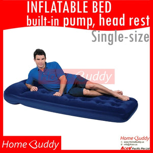 Inflatable Bed | various types, sizes & pump options | Ready Stocks!