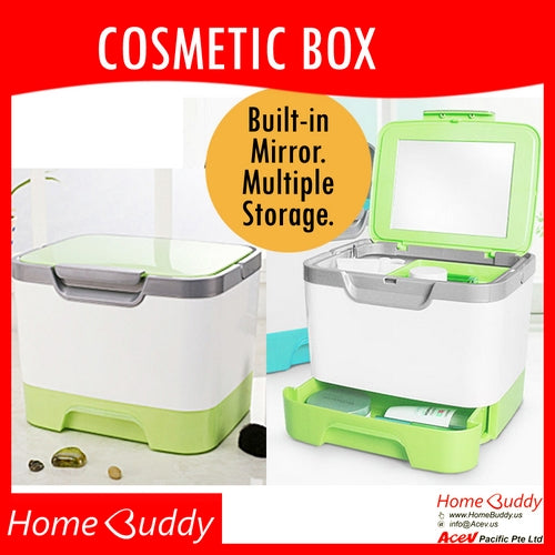 Cosmetic & Jewelry Organizer [Many Designs & Colors] | Ready Stocks!