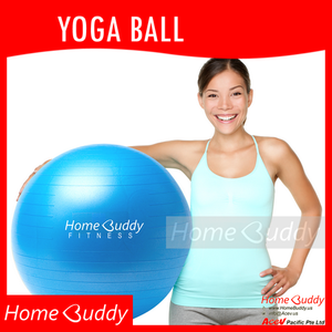 Yoga Ball [65cm, 60cm] | Peanut Ball | From S$7.90! | Ready Stocks!
