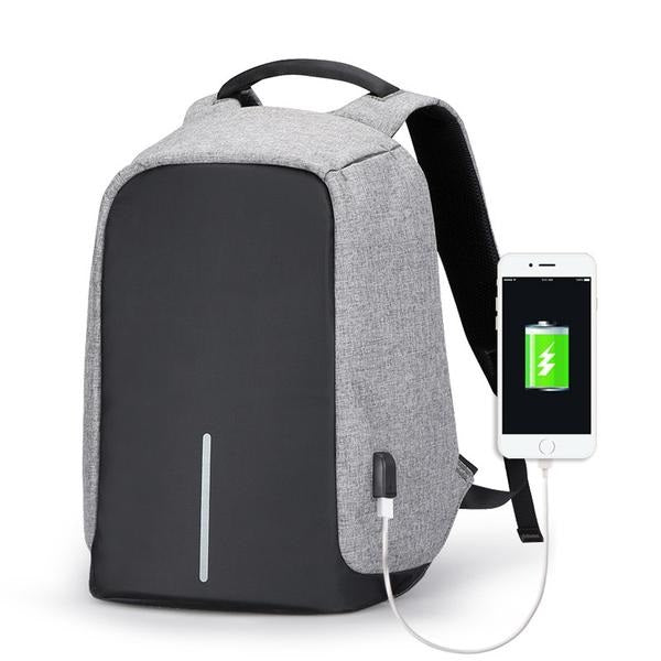 Design-O-  Anti-theft USB Charging Backpack
