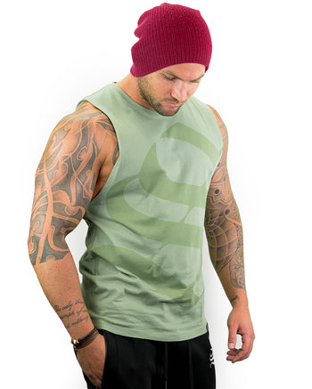 Constant Sleeveless - S - Green