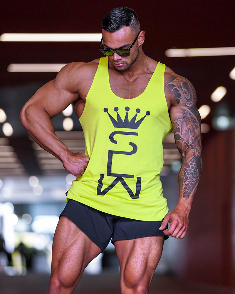 Crown Monarch Taperback- Yellow