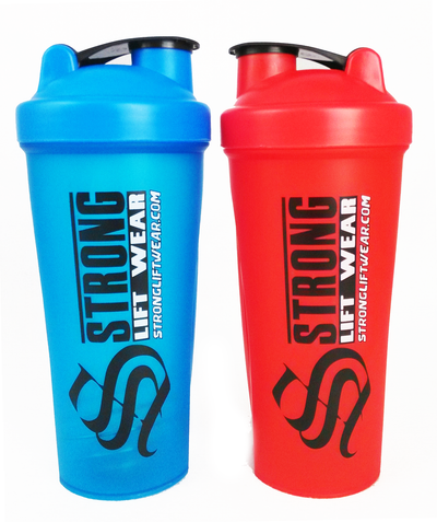 Strong Lift Wear Shaker - Blue