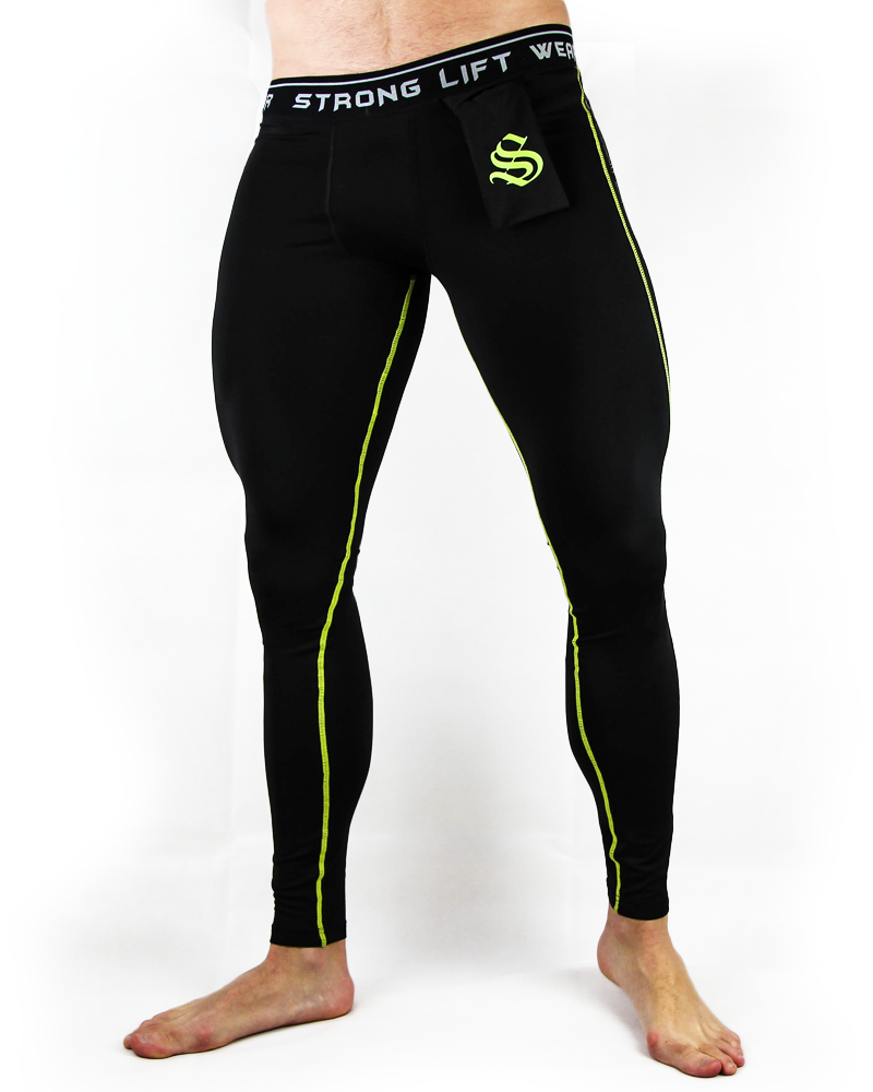 Flex Compression Pants - Hyper