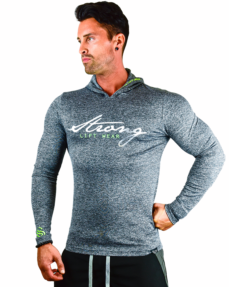 FreeFlex Long Sleeve Tee- Hyper