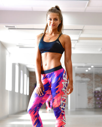 Compression Pants - Power - Pink