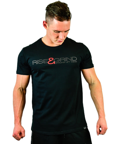 Grind Tee - CoolTech - Black