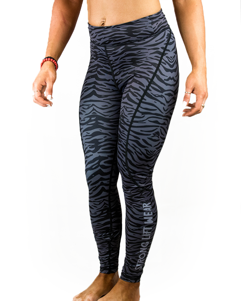 Safari Compression Pant - Tiger