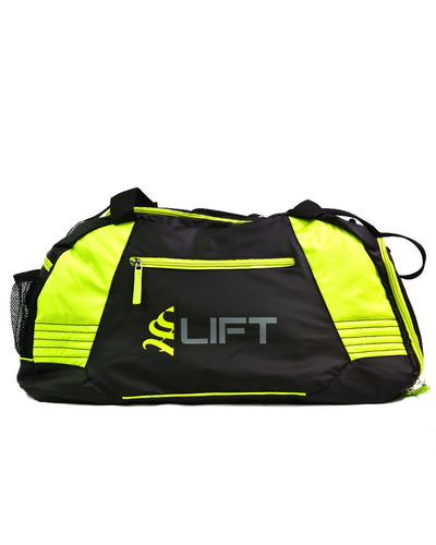 S|Lift Duffle Bag - Black / Hyper