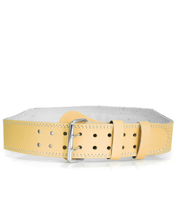 S|LIFT Leather Lifting Belt- Tan