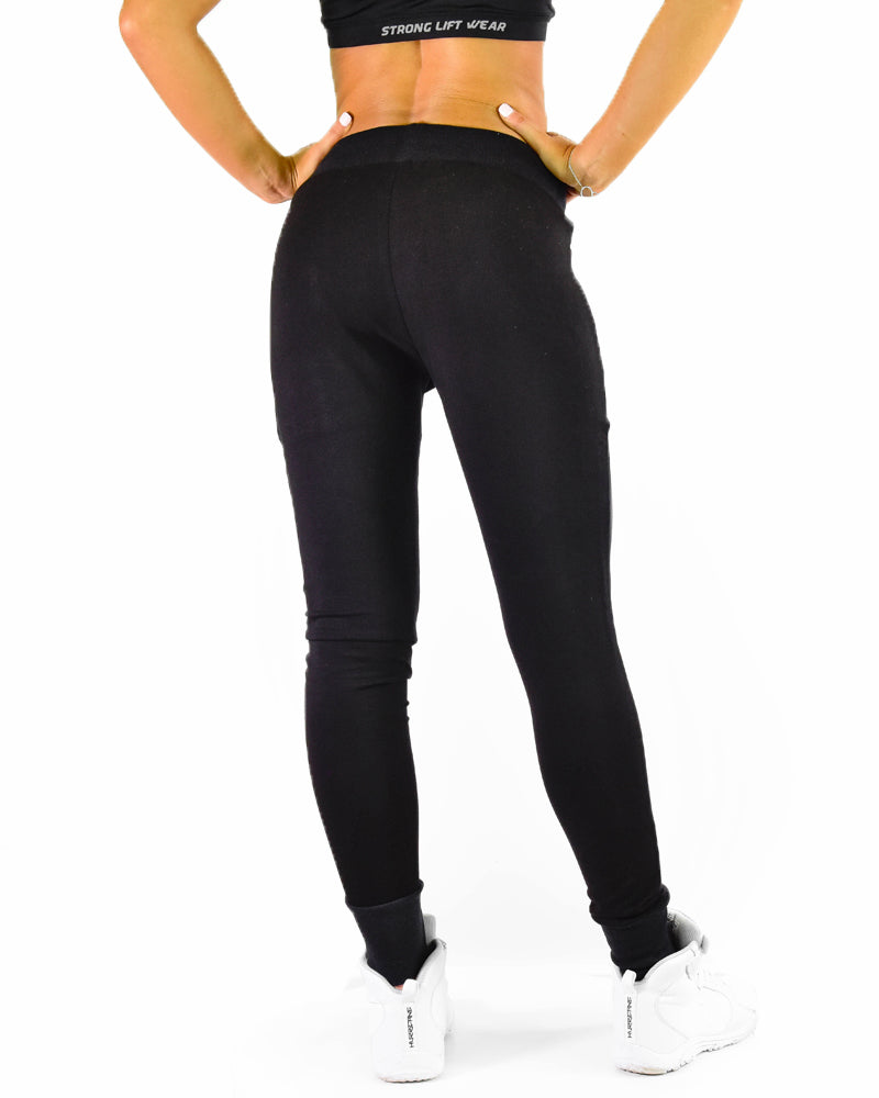 Womens Training Pants - Black