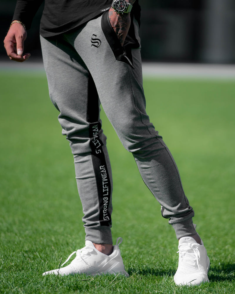Signature MeshTech Training Pant- Dark Grey
