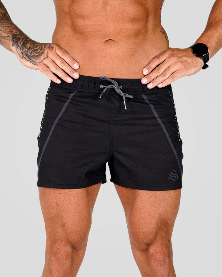 Premium Lift Shorts Black
