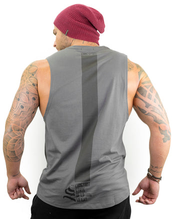 Constant Sleeveless - S - Grey