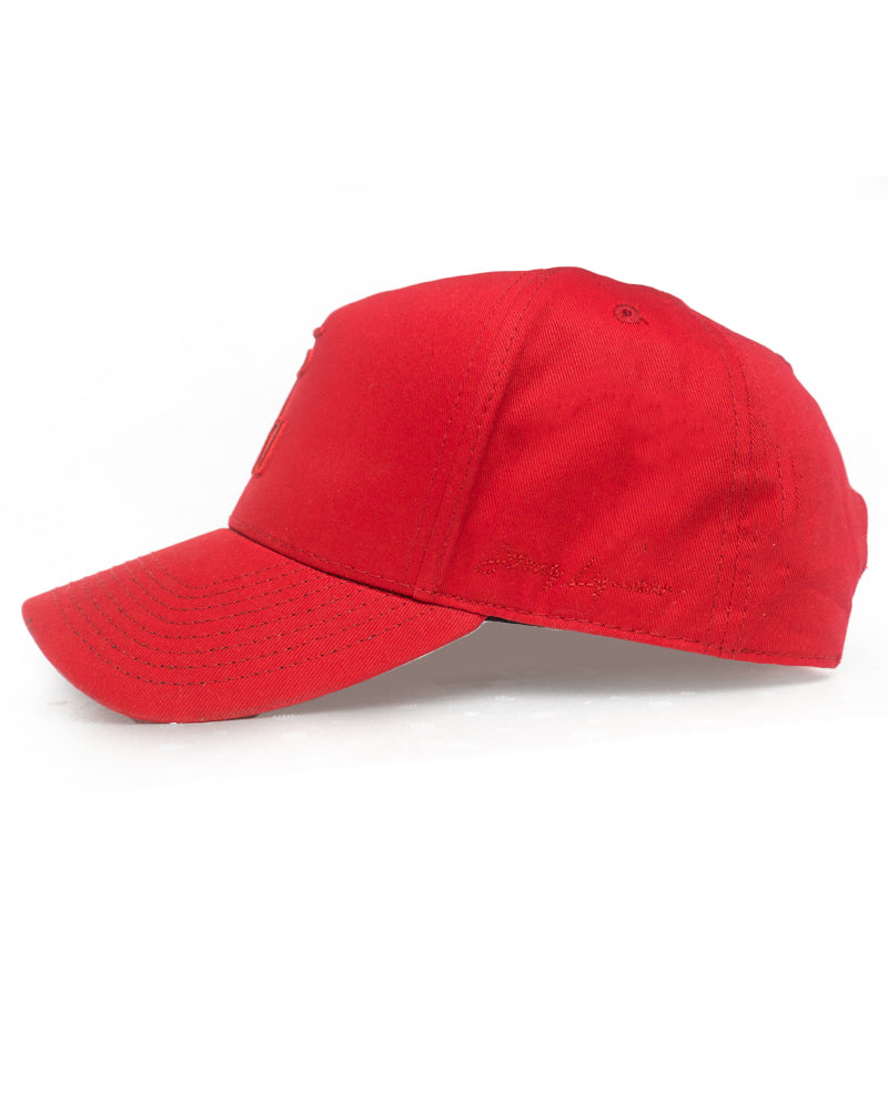 A-Frame Cap - Red