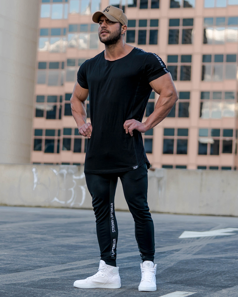 Signature MeshTech Training Pant- Black