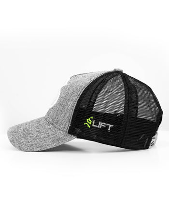 S|LIFT trucker Cap - Light Grey