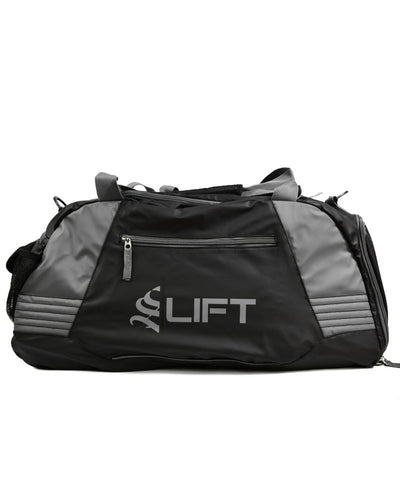S|Lift Duffle Bag - Black / Grey