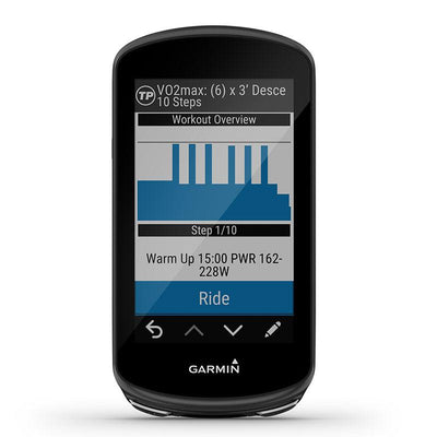 Garmin Edge 1030 Plus Cycling Computer - Device Only