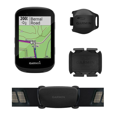Garmin Edge 530 Cycling Computer Sensor Bundle