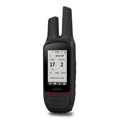 Garmin Rino 750 Handheld Two-Way Radio And Gps Navigator