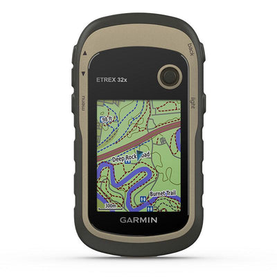 Garmin eTrex 32x Handheld GPS with Compass and Barometric Altimeter