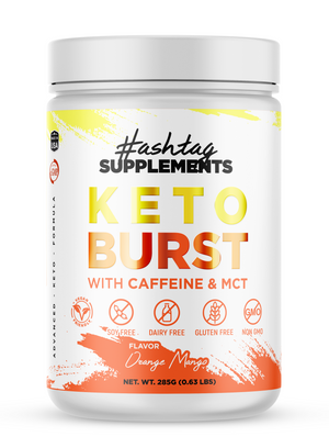 Keto Burst with MCT Nutritional Supplement