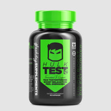 A natural test booster and sleep aid to promote recovery and growth in the body.