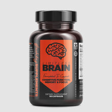 A Natural Cognitive Brain Supplement for enhancing your daily activity