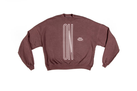 ON EARTH Sweatshirt