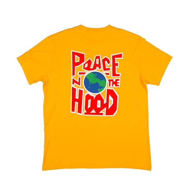 Peace 'N The Hood T-Shirt
