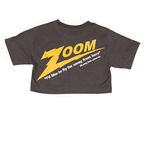 Zoom Cropped T-Shirt