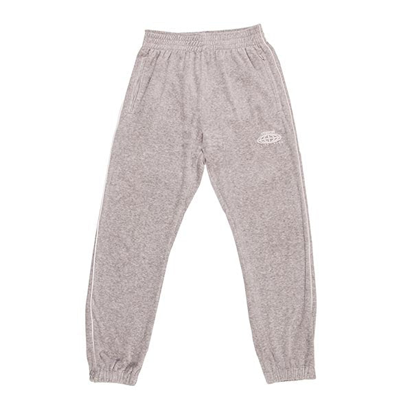 VOE Enterprise Velour Sweatpants (Men's) - Heather Grey
