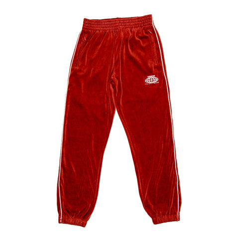 VOE Enterprise Velour Sweatpants (Men's) - Rust