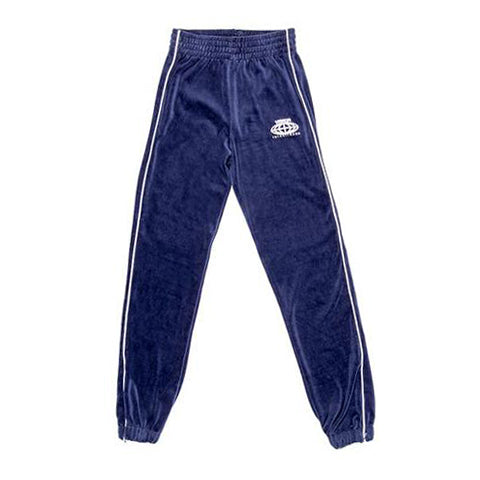VOE Enterprise Velour Sweatpants (Women's) - Navy