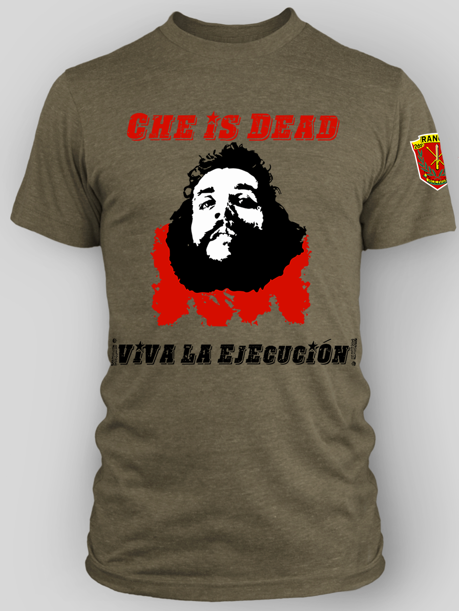 Dead Che T-Shirt Misery Incorporated - MiseryIncorporated