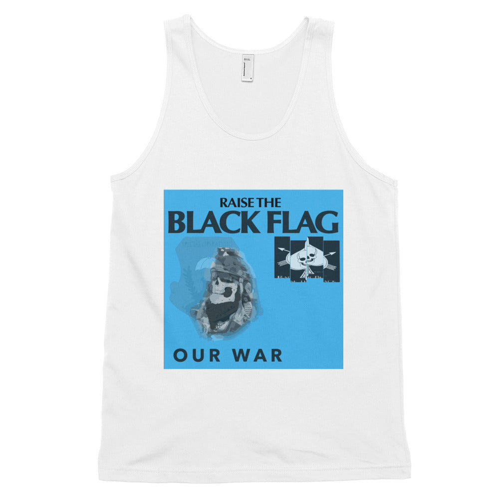 Our War Classic Tank Top (unisex) - MiseryIncorporated