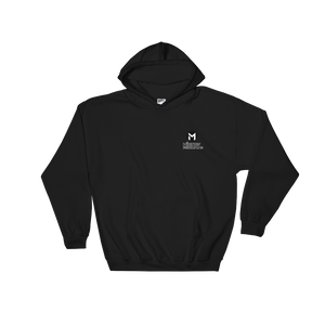 "Misery Incorporated / Raise The Black Joint ""Rest In Misery"" Death Card Hoodie"