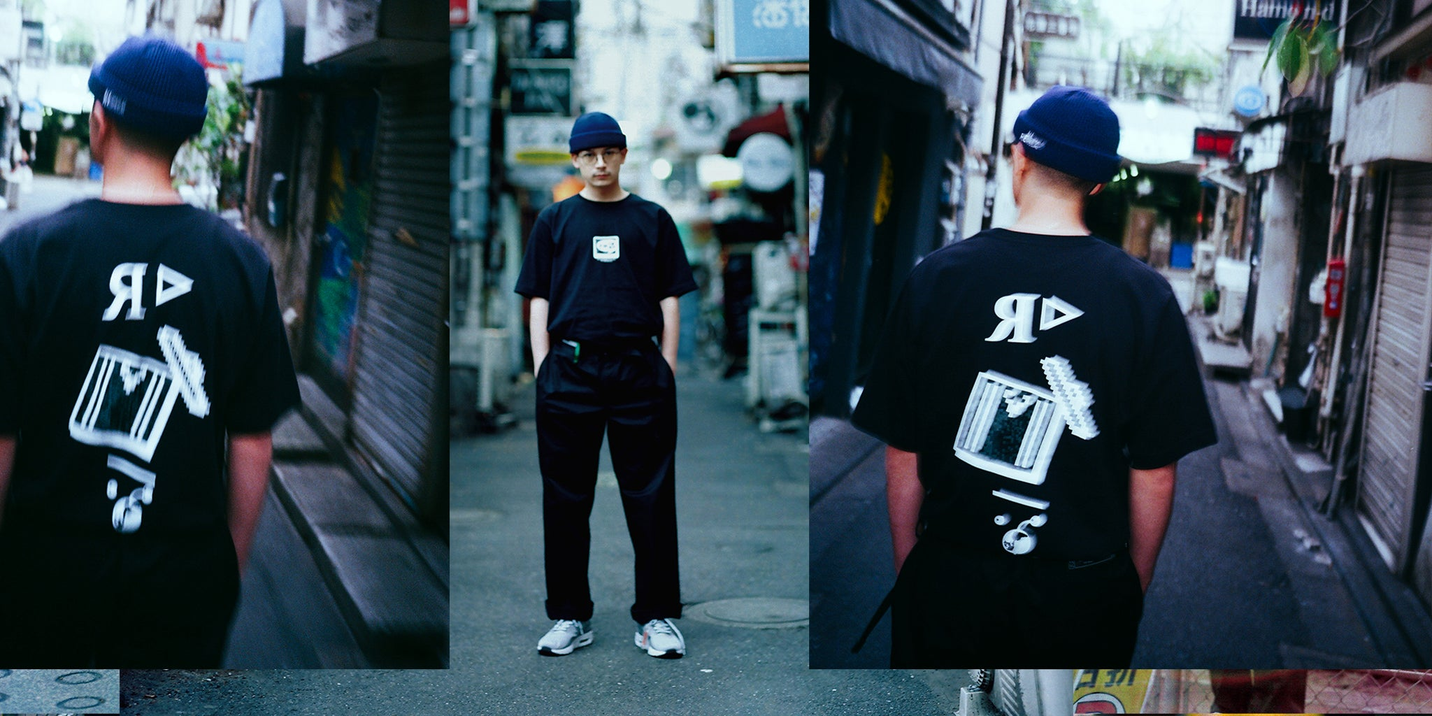 REMIX 2018 S/S LOOKBOOK