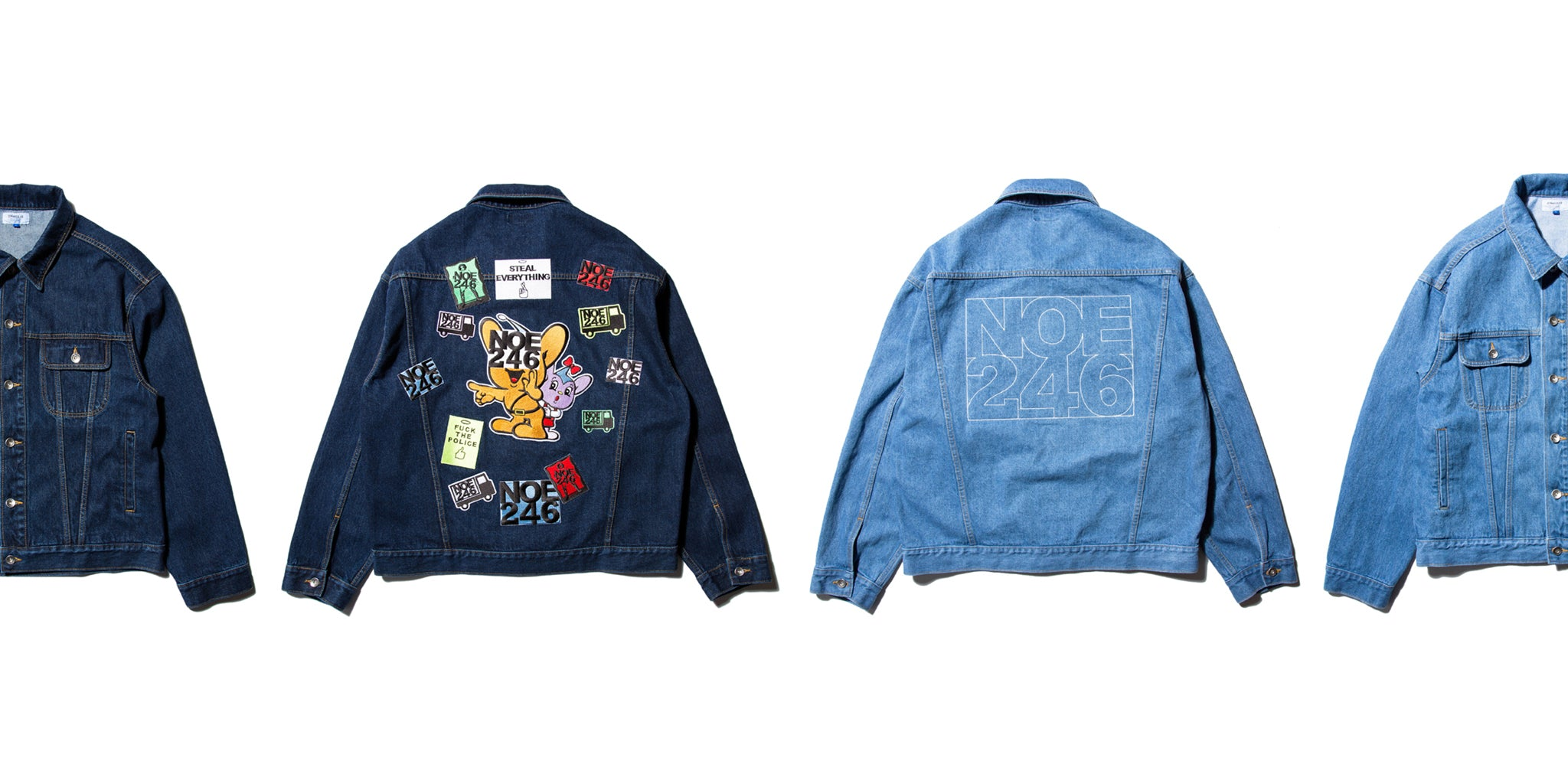 NEW ARRIVAL / DeMarcoLab x NOE246 Capsule Collection