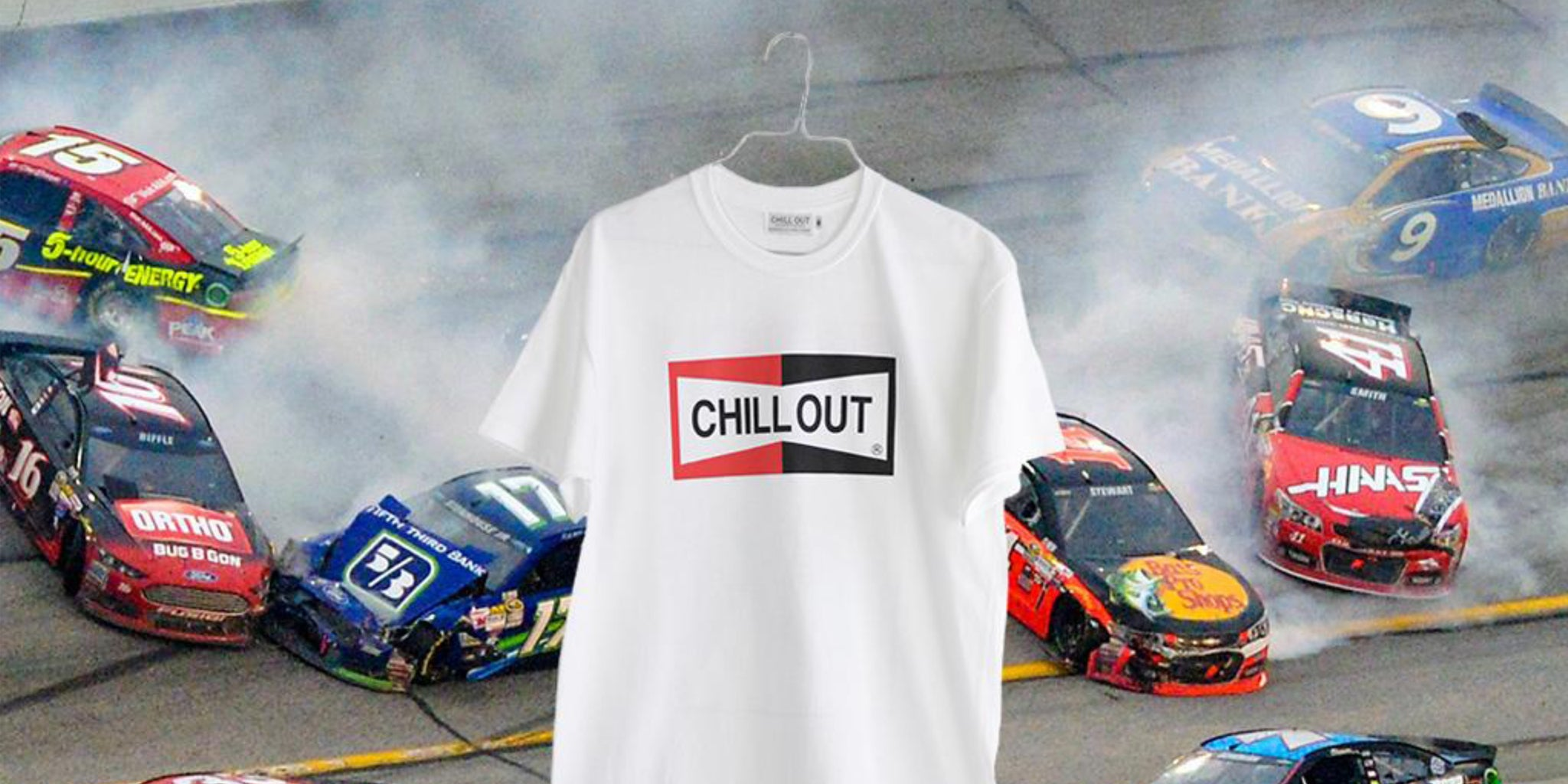 【NEW ARRIVAL】CHILL OUT RELAXING CLOTHES
