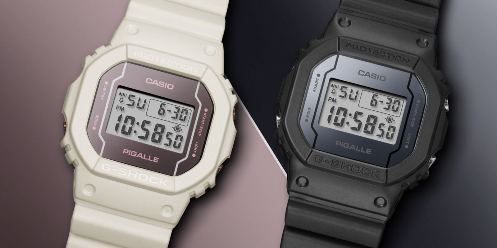 NEW ARRIVAL / G-SHOCK X PIGALLE